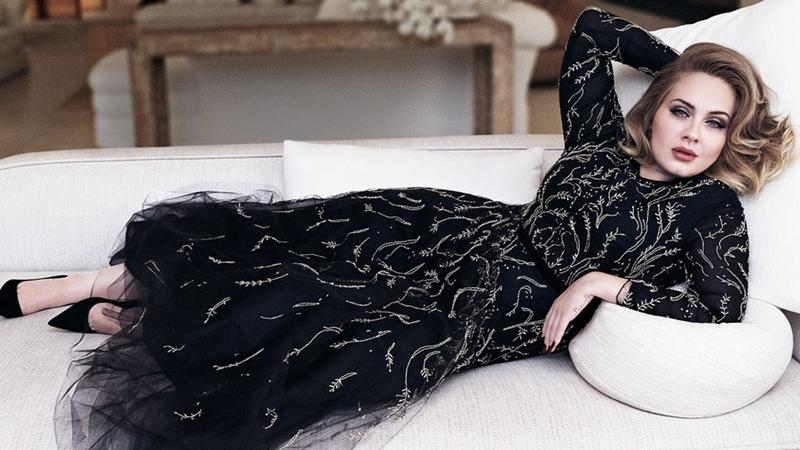 """""""Họa mi nước Anh"""" Adele và hôn lễ bí mật"""