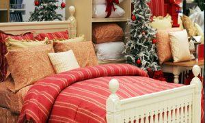 Giáng sinh ngự ở trên… giường