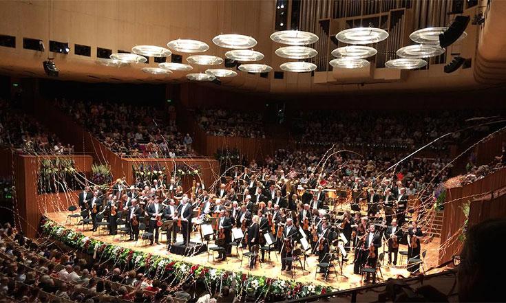 Dàn nhạc Giao hưởng London thay nhạc trưởng vào phút chót trước khi đến Việt Nam