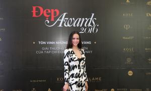 Bí quyết làm đẹp từ da đến dáng được các mỹ nhân Việt bật mí trong lễ trao giải Đẹp Awards 2016