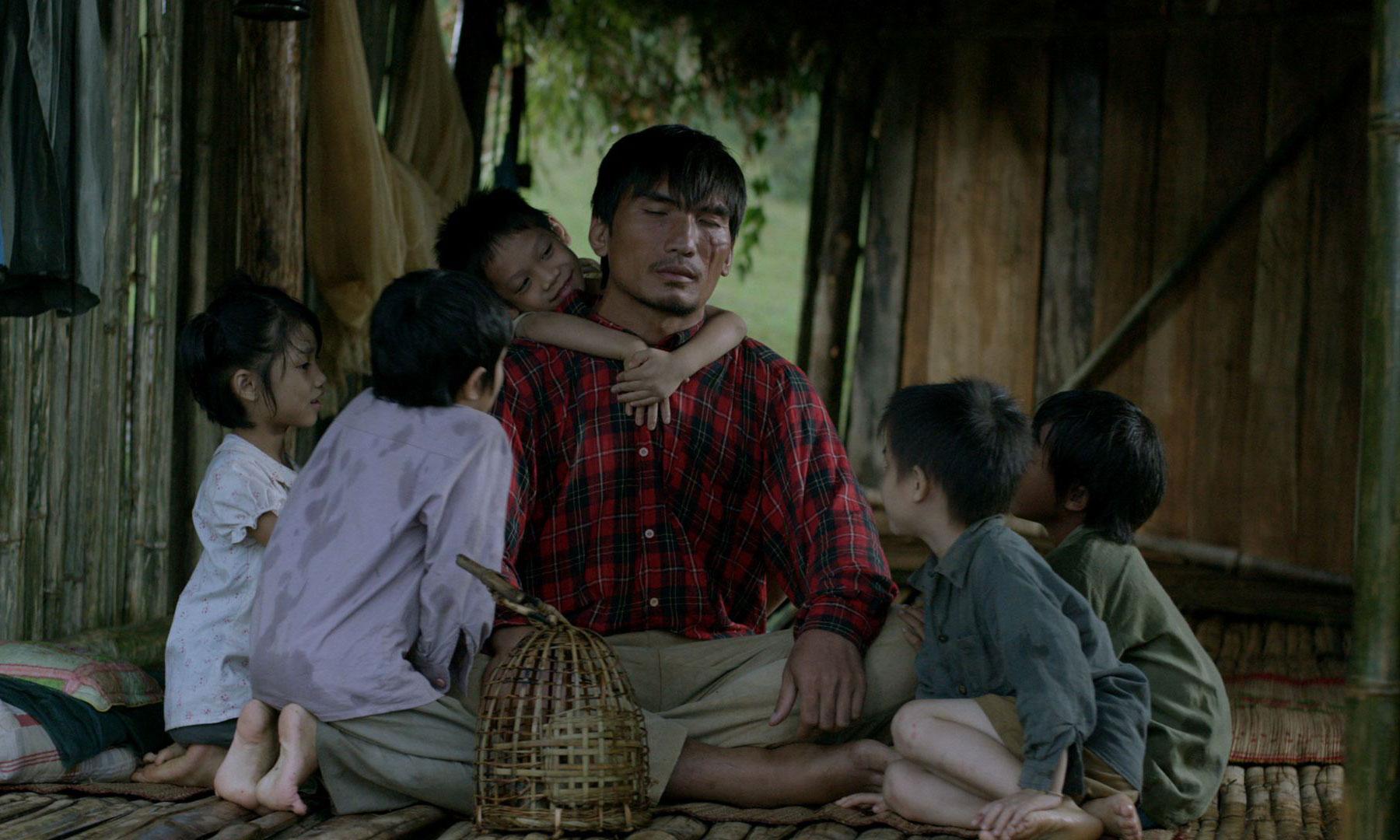 """""""Cha cõng con"""" – Bộ phim về tình phụ tử chính thức ra rạp"""