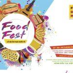 Food Fest 2017 – Lễ hội văn hoá ẩm thực, giải trí quốc tế có mặt tại Việt Nam