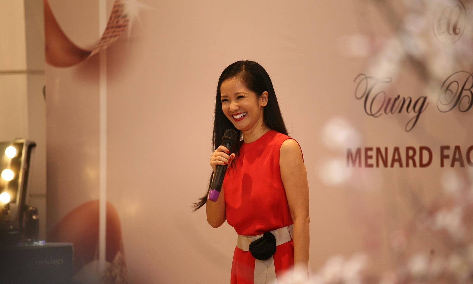 Menard Việt Nam chính thức khai trương facial salon thứ 22 tại TTTM Royal City