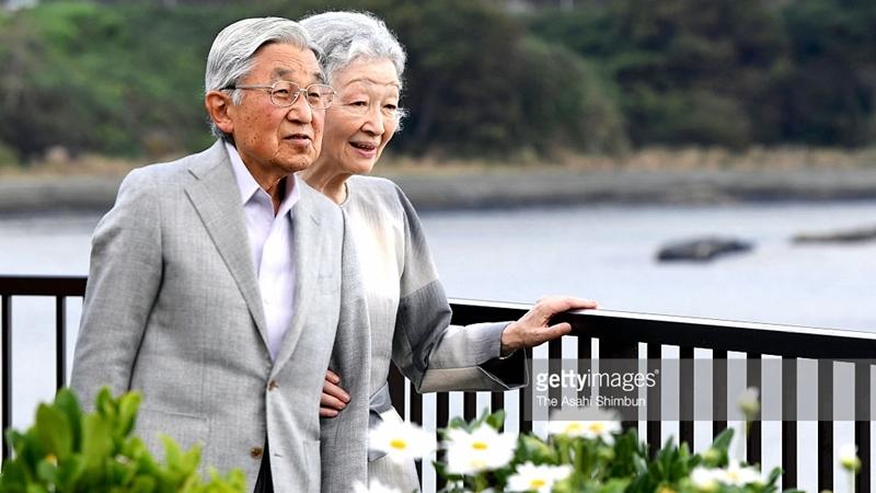Vua và Hoàng hậu Nhật: 60 năm nhìn lại một chuyện tình