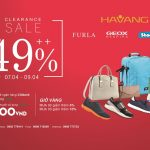 Furla, Geox, ShooZ giảm giá hơn 49%