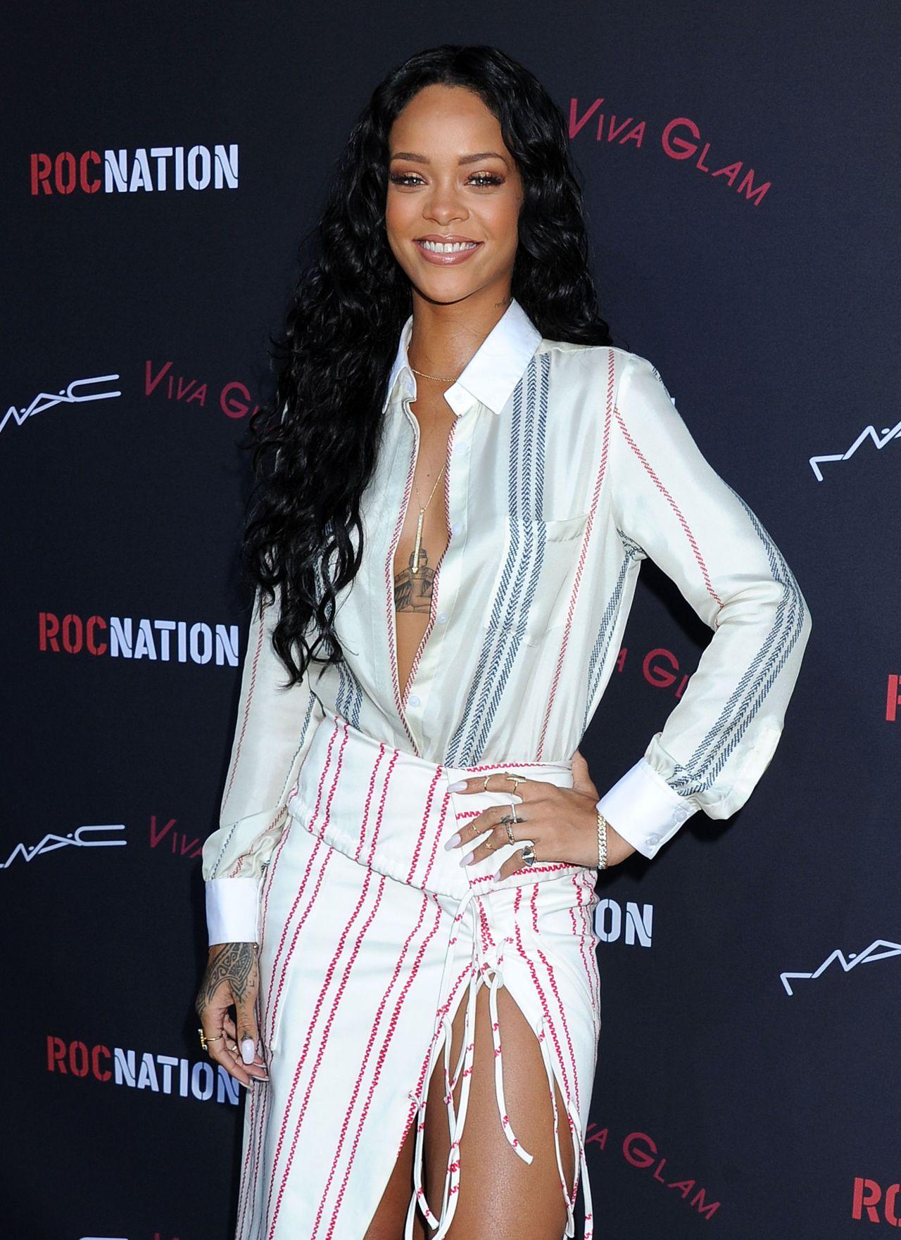 ... hay Rihanna.