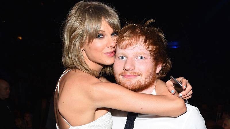 Ed Sheeran: Chàng trai ngọt ngào của Taylor Swift