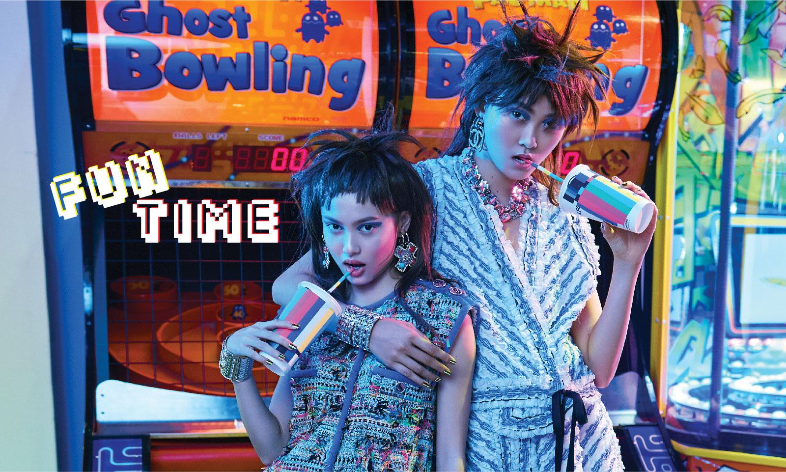 {Đẹp Cover} FUN TIME ft. Fung La, Kim Nhung