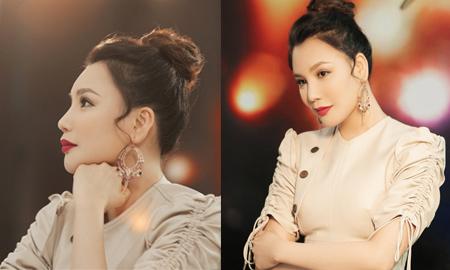 Hồ Quỳnh Hương ngồi ghế nóng gameshow ca nhạc lần đầu ra mắt tại Việt Nam
