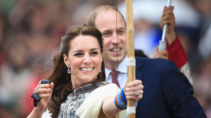 """Công nương Kate gây bất ngờ khi """"thành thạo"""" hơn 10 môn thể thao"""
