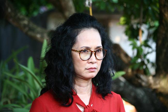 """Vai diễn """"siêu mẹ chồng"""" của NSND Lan Hương đang làm dậy sóng khắp các diễn đàn."""