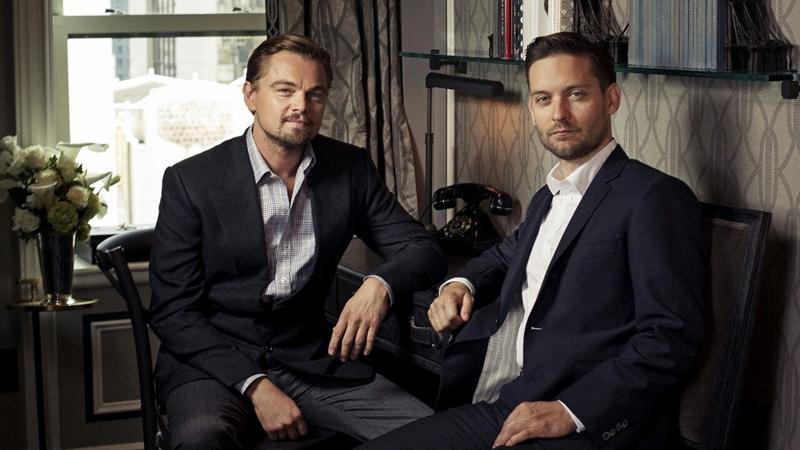 Leonardo DiCaprio và Tobey Maguire: 30 năm một thâm tình bền chặt
