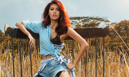 Sau khi trở thành HLV The Face, Minh Tú bất ngờ vượt lên Top 2 tại Asia's Next Top Model