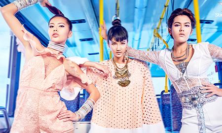 Minh Tú tranh cãi quyết liệt với đại diện của Indonesia ở Asia's Next Top Model