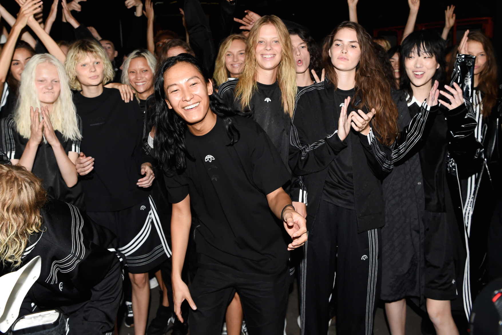 Tiếp nối thành công, năm nay, Wang tiếp tục ra mắt bộ sưu tập kết hợp với adidas. Tinh thần streetwear của Wang và kỹ thuật sản xuất đồ thể thao hoàn hảo của adidas đã tạo nên một bộ sưu tâp vô cùng bắt mắt và có tính ứng dụng cao.