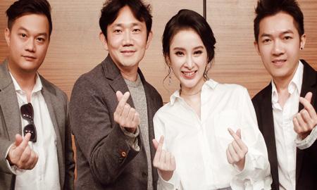 Angela Phương Trinh được đạo diễn Hàn Quốc hết lời khen ngợi