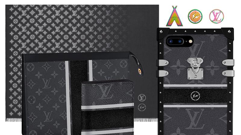 Louis Vuitton lại khiến các tín đồ thời trang phát cuồng với BST Louis Vuitton x Fragment