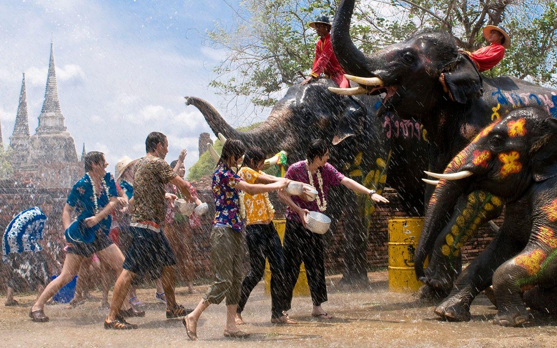 11 lễ hội mùa hè đặc sắc trên thế giới