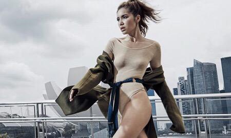 Ngất xỉu ở thử thách đầu tiên, Minh Tú vẫn được giám khảo Asia's Next Top Model khen ngợi