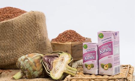 Sữa gạo lứt Koshi – Thức uống dinh dưỡng từ gạo Nhật Bản