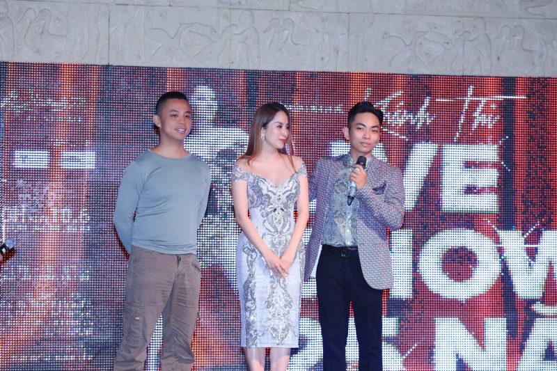 Chí Anh và Phan Hiển xuất hiện trên sân khấu họp báo giới thiệu liveshow kỷ niệm 25 năm làm nghề của Khánh Thi. Họ đã trở thành những người bạn đồng hành trong nghề nghiệp và cuộc sống.