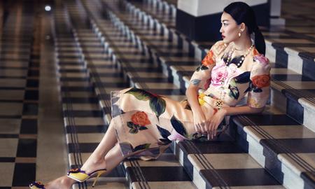 """Khi thời trang """"lên tiếng"""" giữa không gian tĩnh lặng ở Singapore"""