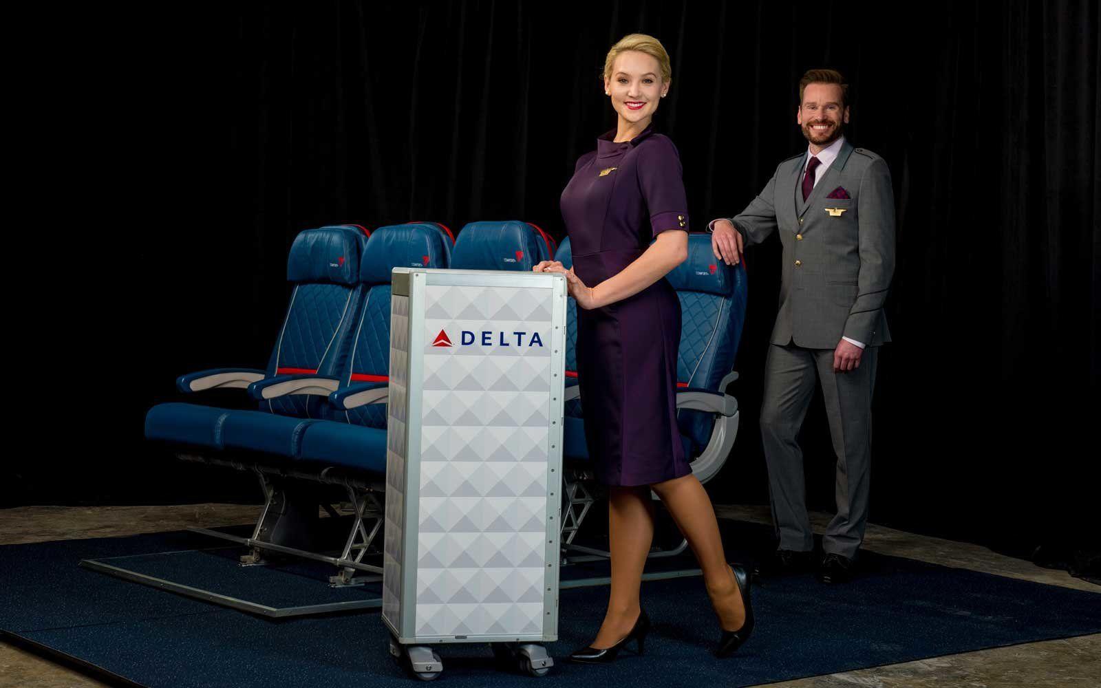 Năm 2016, Zac Posen cũng nhận vinh dự thiết kế lại toàn bộ đồng phục cho hãng hàng không Delta.