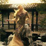 Khu vườn bí mật mang đậm sắc màu Á Đông