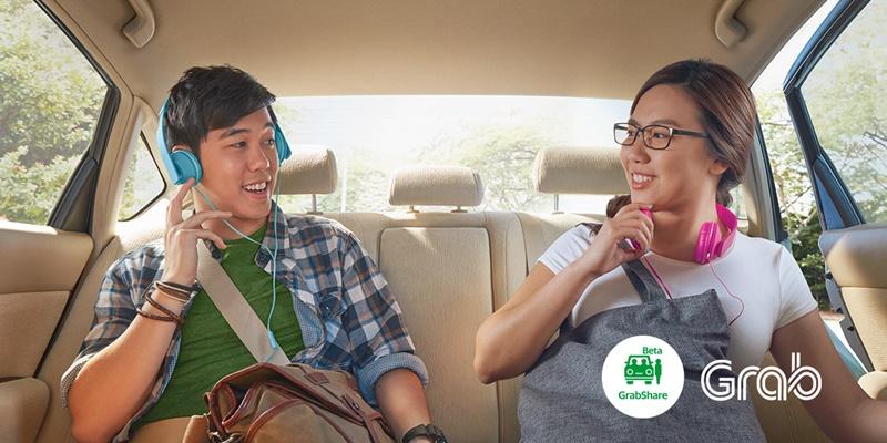Grab ra mắt dịch vụ đi chung xe GrabShare