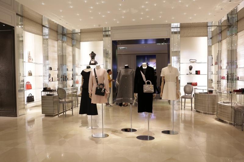 Dior chinh phục khách mời tại Tp.HCM với không gian Dio(r)evolution