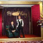 Câu chuyện về thiết kế ghế huyền thoại 100 tuổi trong buổi tiệc của Đàm Vĩnh Hưng