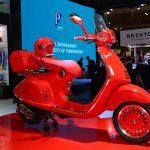 Piaggio mang tất cả thương hiệu xe tới VMCS 2017