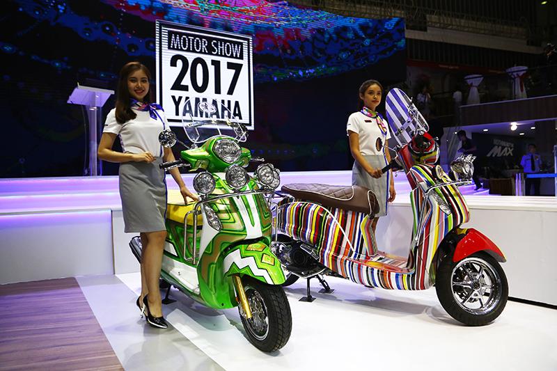 Xem gì tại Triển lãm Mô tô Xe máy lớn nhất Việt Nam 2017?