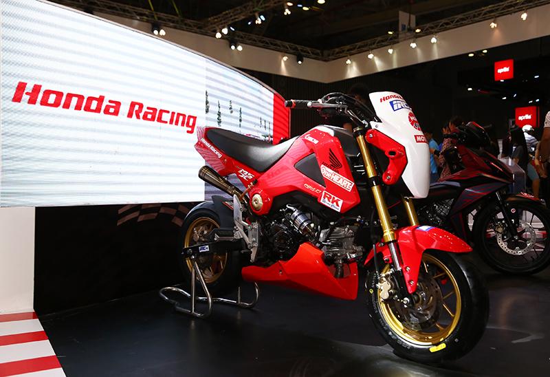 Honda ra mắt xe côn tay đường phố MSX 125 mới