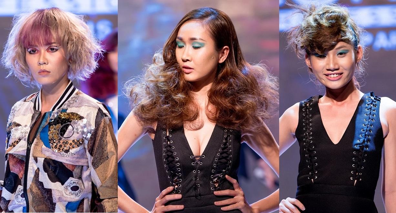 """Biến tấu mái tóc cùng """"The Art of Contrast"""": Màn trình diễn """"Nghệ thuật Tương phản"""""""