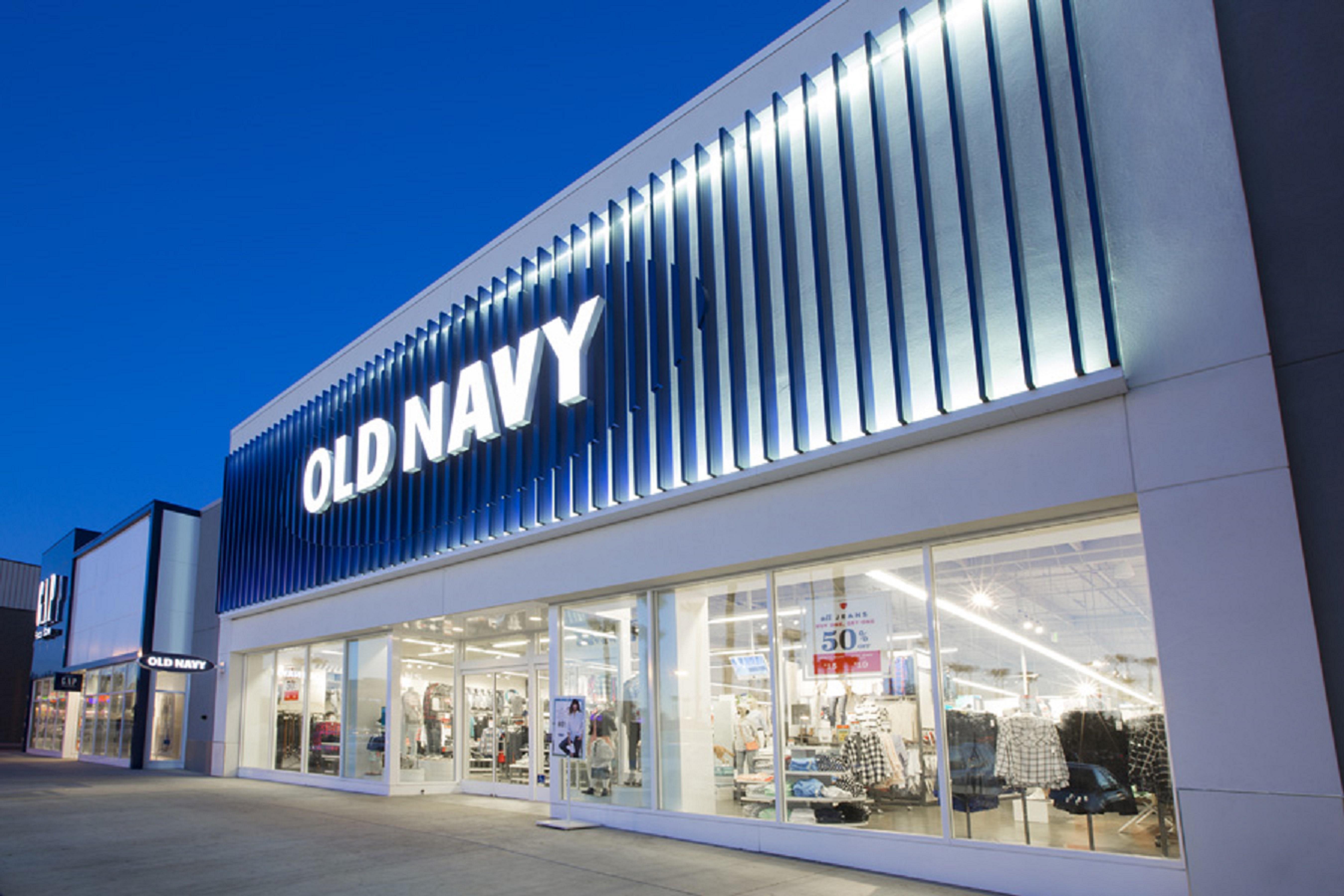 Old Navy khai trương cửa hàng đầu tiên tại Việt Nam