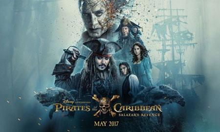"""Loạt phim """"Cướp biển vùng Caribe"""" vượt qua mốc 4 tỷ USD"""