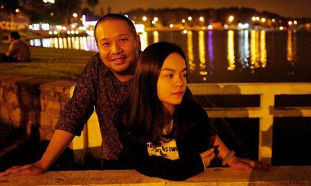 Ông bầu Quang Huy lên tiếng trước tin đồn rạn nứt hôn nhân với bà xã Phạm Quỳnh Anh