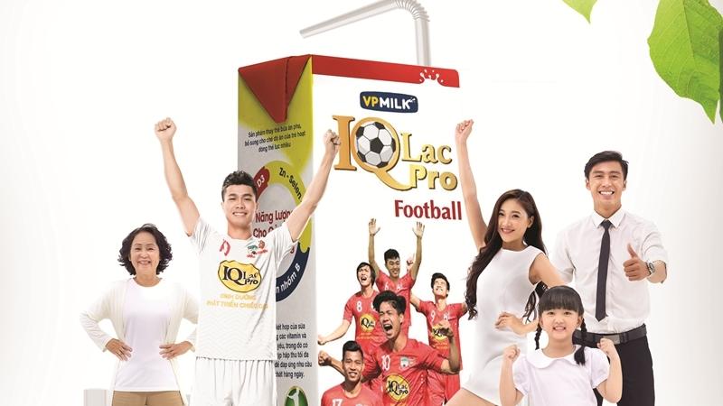 Săn quà khủng cùng IQLac Pro Football – sản phẩm sữa ngon mới ra mắt