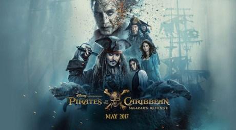 """Jack Sparrow chạm trán đối thủ ghê gớm nhất trong """"Salazar báo thù"""""""