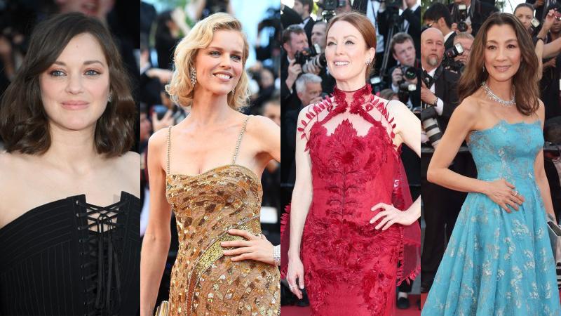 Mỹ nhân thế giới thắp sáng thảm đỏ Cannes với trang sức đắt tiền