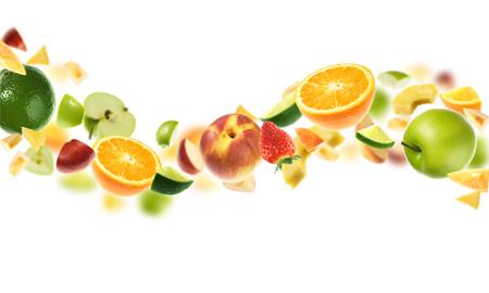 Giảm béo bằng vitamin C