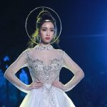 "Cận cảnh lối trang điểm tông nude trong show thời trang Haute Couture ""De Hanoi à Paris"""