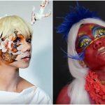 Choáng váng với những tác phẩm make up 3D đến từ Việt Nam