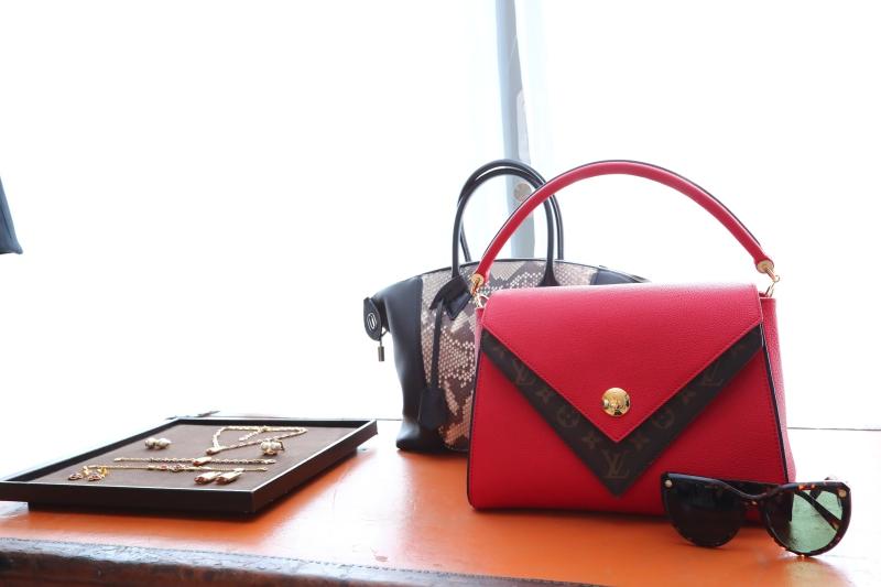 Những giá trị truyền thống và hiện đại luôn được cân bằng trong các thiết kế túi xách của Louis Vuitton