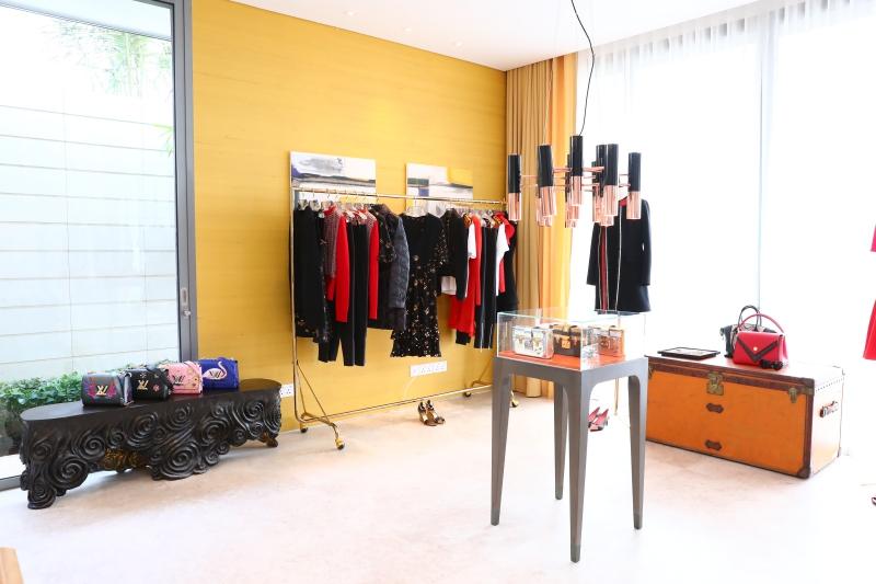 Ngôi nhà Louis Vuitton Saigon mở cửa đón khách đến với thế giới của cuộc sống đẳng cấp