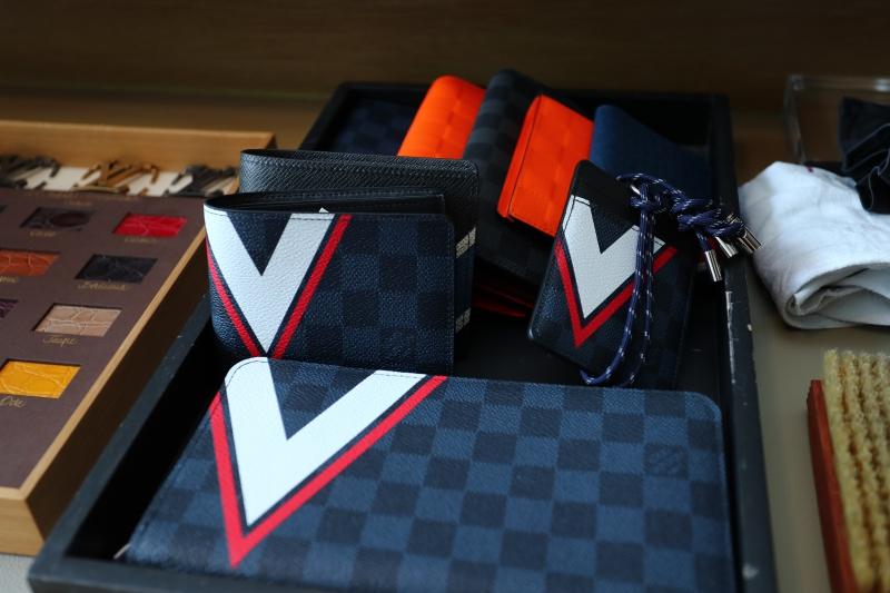 Những mẫu phụ kiện trong BST Louis Vuitton America's Cup 2017