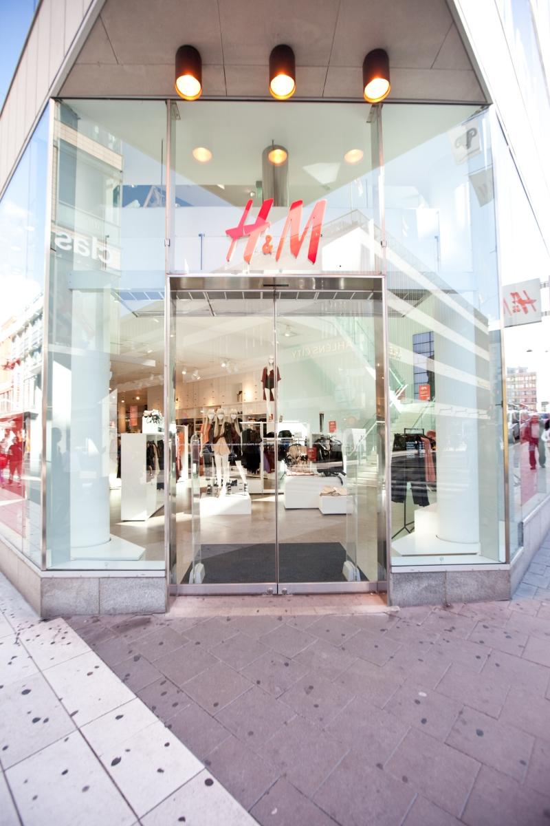 Cửa hàng H&M ngày nay tại Thụy Điển