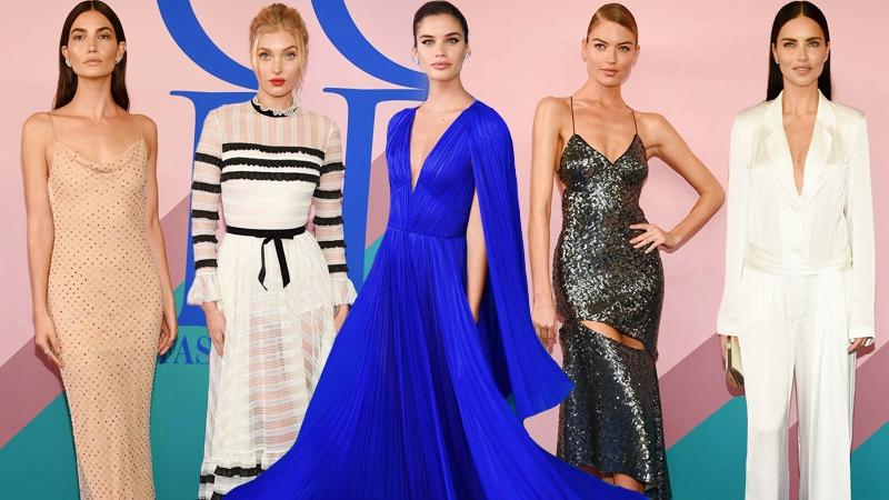 """Dàn """"thiên thần"""" Victoria's Secret tỏa sắc lộng lẫy tại lễ trao giải CFDA 2017"""