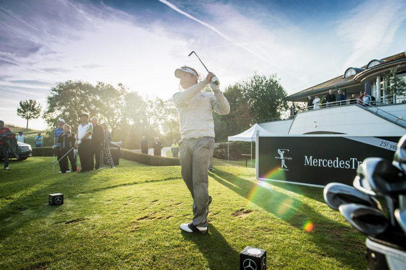 Chung kết giải Golf Mercedes Trophy Việt Nam 2017